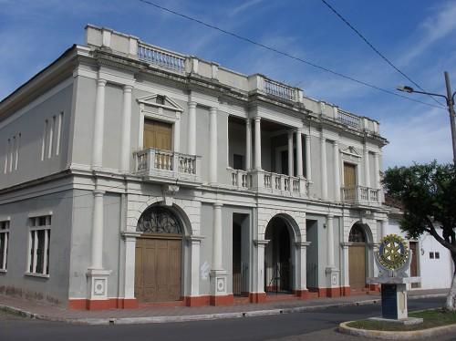 Granada Colonial Architecture Nicaragua Spanish Dale Language School