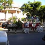 Parque Central, Granada, Nicaragua