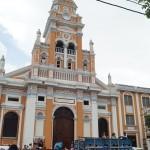 Xalteva Church, Granada, Nicaragua