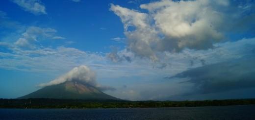 Concepcion Volcano, Ometepe Island, Nicaragua