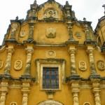 La Recoleccion Church, León, Nicaragua