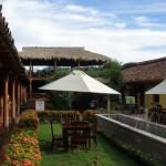 Patios in Granada, Nicaragua