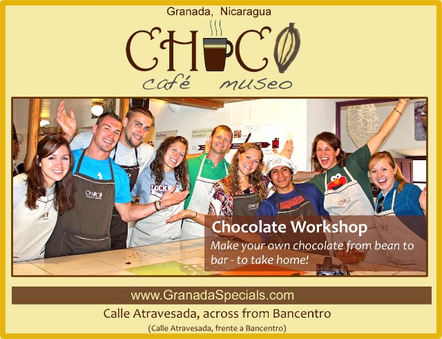 Chocolate Workshop, Choco Museo