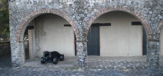 San Pablo Fort, Granada, Nicaragua